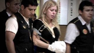 Brasileña Geni Alves continúa detenida en la sede de requisitorias