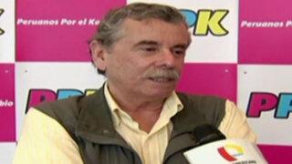 Fernando Rospigliosi renuncia a candidatura al Congreso por partido de PPK