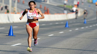 Gladys Tejeda nos representará en Juegos Olímpicos de Río 2016