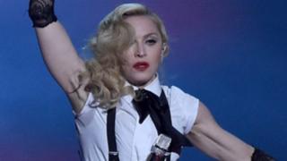 VIDEO: Madonna pasó bochornoso momento durante show