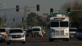 EEUU: estudiantes mueren tras intenso tiroteo en Arizona