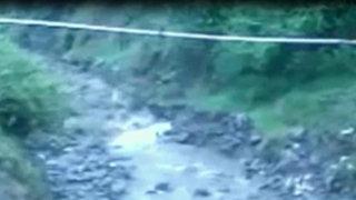 Huarochirí: huaico provoca pánico en Matucana