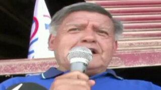 Aseguran que Acuña puede ser excluido de proceso electoral por entrega de dinero