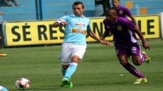 Sporting Cristal empató 1-1 con Comerciantes Unidos por el Torneo Apertura