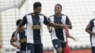 Alianza Lima goleó 3-0 a Unión Comercio y es puntero del Apertura