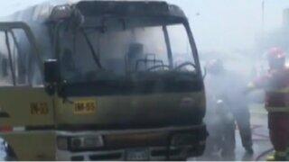 Explosión de cúster causó momentos de terror en pasajeros