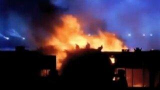 Serie de incendios paralizan diferentes países