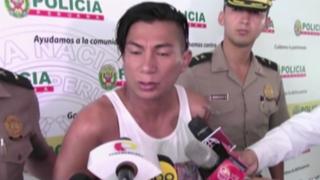 Detienen a sujeto acusado de estafar con pasajes al extranjero