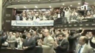 Venezuela: aprueban ley de amnistía para presos políticos