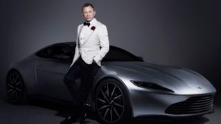 Impresionante auto de James Bond será subastado en Londres