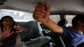 Joven denuncia que falso taxista la secuestró e intentó ultrajarla