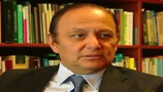 Presidente del Tribunal de Honor del JNE niega vínculos con el Apra