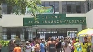 Padres de familia atacan colegio por cobros indebidos de APAFA