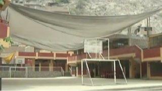 Chosica: colegios corren peligro por huaicos