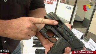 Municipio de Magdalena del Mar adquirió armas no letales por 170 mil soles