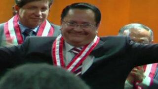 JNE: juramentó nuevo fiscal supremo que reemplazará a magistrado que votó contra Guzmán