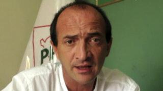 Juan Carlos Eguren considera necesario modificar ley de flagrancia