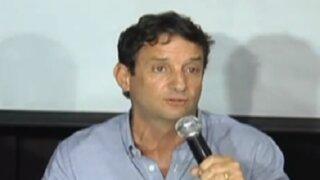 Renzo Reggiardo le pone fin a su candidatura