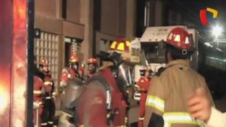 Santa Clara: fuga de amoniaco en fábrica causa pánico en trabajadores