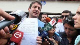Renzo Reggiardo se pronuncia sobre denuncia contra Daniel Urresti