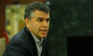 Julio Guzmán dice que si el pueblo no quiere, el proyecto Tía María no va