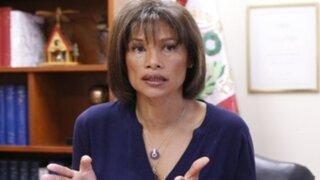 Piden abrir investigación a Cecilia Tait por cobrar doble sueldo al Estado