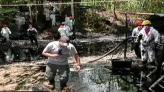 Daño irreparable en la selva: dos derrames de petróleo en 10 días