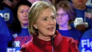EEUU: Clinton y Trump ganan primarias en Nevada y Carolina del Sur
