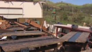 Islas Fiji: más de 20 muertos tras el paso del ciclón 'Winston'