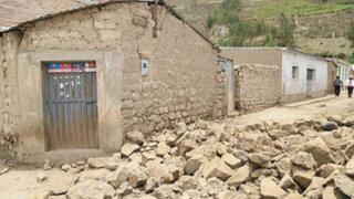 Aumenta número de viviendas afectadas por sismo en Arequipa