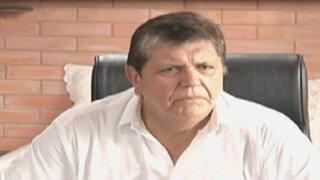 Alan García: ¿Qué dijo sobre su participación en el debate?