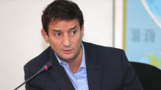 Renzo Reggiardo: JEE no admite renuncia del candidato de Perú Patria Segura
