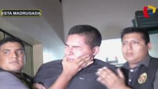 Chorrillos: Policía rescata a mujer que iba a ser violada por falso taxista