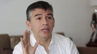 Partido de Julio Guzmán apeló fallo que lo saca de carrera electoral