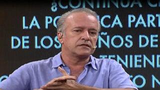 Nano Guerra García habla del joven que se desmayó cuando hacía propaganda de su partido
