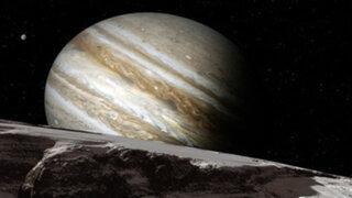 Júpiter se podrá ver a simple vista y desde cualquier punto del planeta