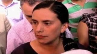 Verónika Mendoza pide levantar secreto bancario de Ollanta Humala