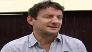 Renzo Reggiardo presenta documentos en el JEE para que acepten su renuncia