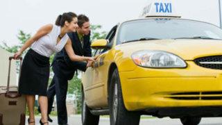 Tips para tomar un taxi y evitar asaltos