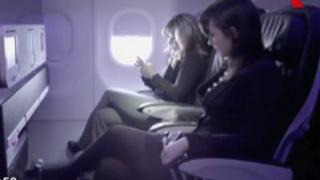Diseñan asientos de avión para pasajeros con sobrepeso