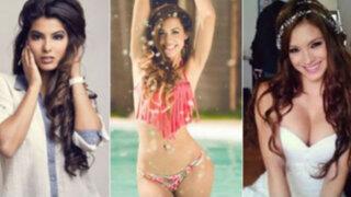 Miss Perú 2016: este es el perfil de las candidatas al certamen de belleza