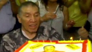 El 'Gordo Casaretto' cumplió 70 años