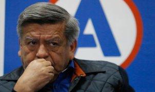 Posible exclusión de candidatura presidencial de Acuña es dejada al voto