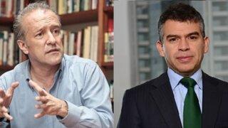Nano Guerra presentó tacha contra candidatura de Julio Guzmán