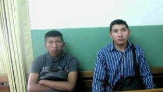 Arequipa: detienen a sujetos acusados de robar 70 mil dólares en casa de cambio