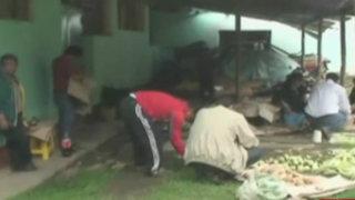 Áncash: trabajadores de UGEL realizan pachamanca en horas de trabajo