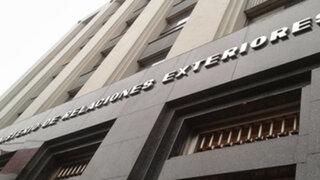 Cancillería reitera que entregó todas las actas del extranjero a la ONPE