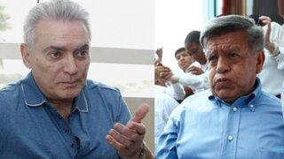 Luis Favre dejó de ser asesor de campaña de César Acuña