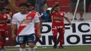Universitario goleó 4-1 a Municipal por el Torneo Apertura