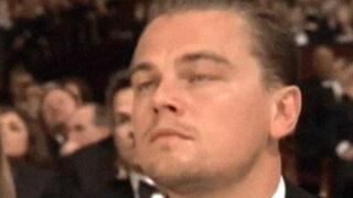 YouTube: Leonardo DiCaprio, todas sus reacciones al perder el Oscar